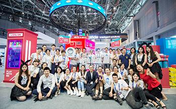 脸脸亮相上海国际商业年会用科技趣味赋能新商业